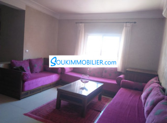 Appartement 84m 1chambre salon