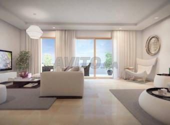 Appartement de 108 m2 Belvédère neuf