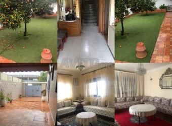 villa fait 297m2 a vendre sur hay riad rabat
