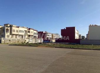 terrain titré 315 m2 4 facades pour villa