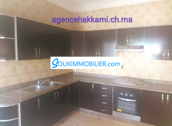 appartement 2facdes à kenitra