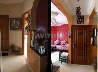 appartement de 70 m2 résidence essafi