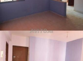 Immobilier Maroc : appart de 2 balcons à saada près marjan