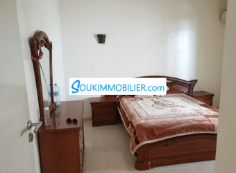 Immobilier Maroc : appartement meublée de 80m² a rabat agdal