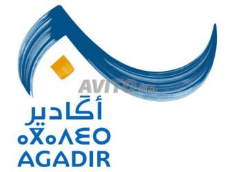 appartement en construction à Agadir facilités