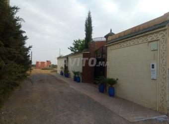 Superbe villa aux environs de Marrakech