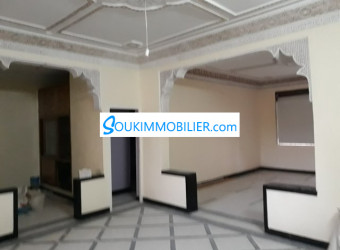 Appartement de 165 m2 Agdal