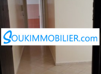 Maison de 51 m2 Oulfa