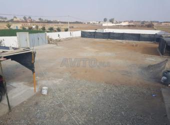 terrain 1250 m² pour construction de ferme