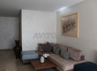 appartement de 85 m² haut standing