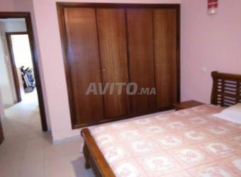 Appartement de 80 m2 sur résidence dyar al mansour