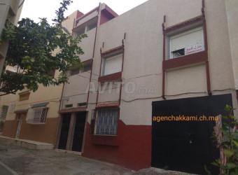 Maison 2facdes de 150 m2 Ouled Oujih