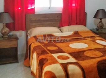 Appartement meublé à El Haroura