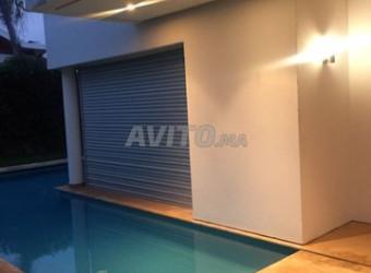 Villa meublé de 400 m à loué sur Bouznika