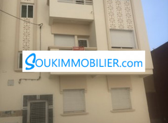 Appartement 80 m2 moulay smail