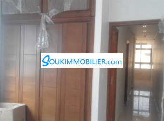 Appartement moyen stand 67 m2 à Hay Mohammadi