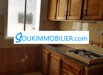 appartement de 55 m2 sidi maarouf
