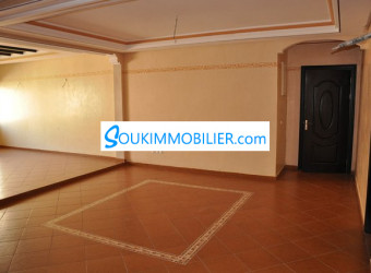 magnifique appartement a vendre 3 chambre de 122m2