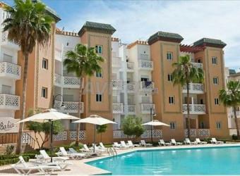 appartement lux mimosas avec ascenseur 4 piscine