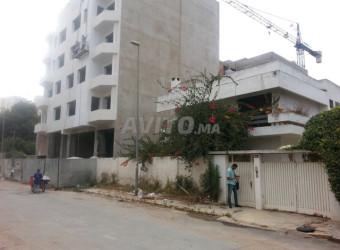 terrain r plus 5 pour immeuble de 450 m2 maarif