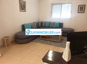 coquet appartement 3p meuble