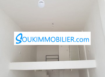 local de 30 m2 moujahidine