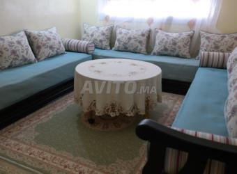 Immobilier Maroc : appartement de 56 m2 tanja balia/ malabata