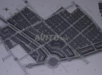 terrain de 161 m2 à projet alhamra