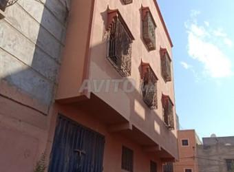 maison de 95 m2/ étage afaq