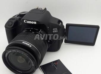 canon 650d mm