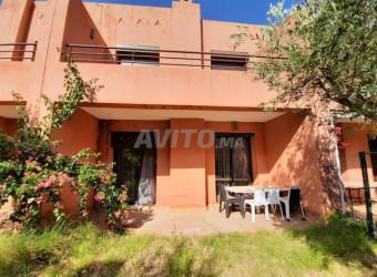 charmante petite villa à route de l'ourika