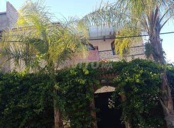 villa à vendre quartier alouane settat