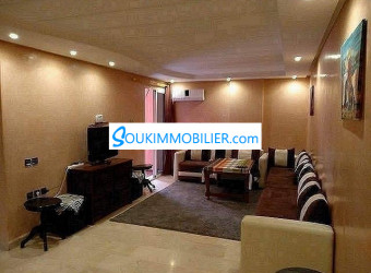 appartement propre climatise wifi a gueliz