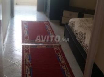 appartement meublé en (par mois) à temara