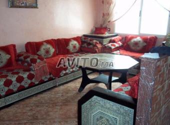 Immobilier Maroc : appartement meublé