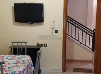 moderne appartement meublé à fes