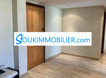 Appartement de 100 m2 Maarif