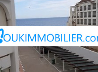 appartement de 91 m2 sur marina beach mdiq