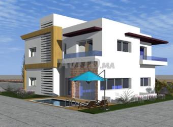 villas projet abraj garden 575 m2