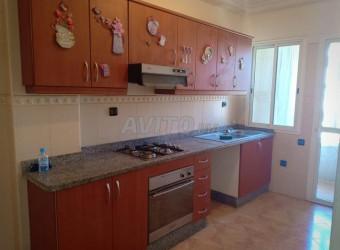 Appartement 80 m2 à 5 min de Hay Riad