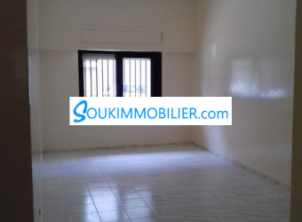 appartement de 120 m2 à agdal