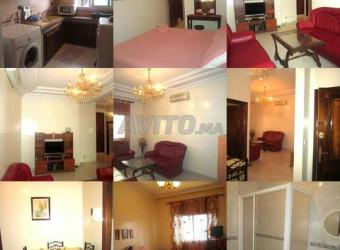 location meublée des appartements 2 ch ou 3 ch