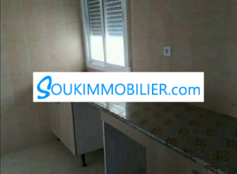 appartement de 70m2 80m2 a aarid