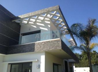villa neufe 1000m2 à californie