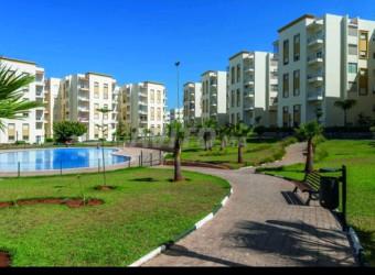 appartement équipé à vendre à bouznika