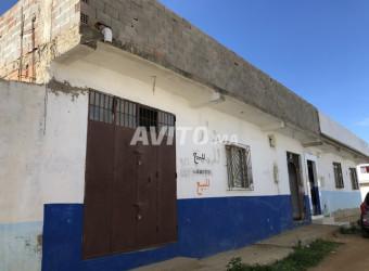 maison avec garage 100m à marghoba assilah