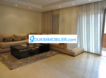 Appartement de 93 m2 Guéliz