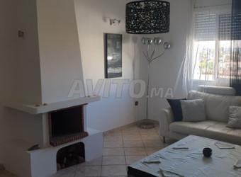 appartement 100 m2 à temara harhoura
