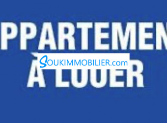 appartement à mers sultan 150m
