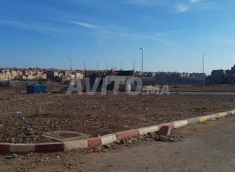 terrain de 120 m2 el qaria